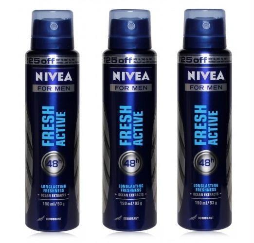 Nivea-Deodorant