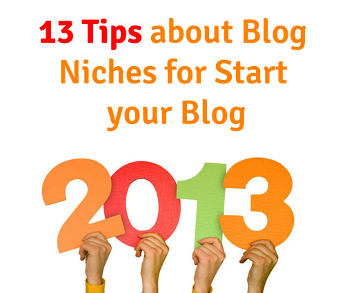 13-tips-Blog-Niches