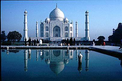 Agra-Taj-Mahal