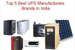 UPS & Inverter Manufacturers in India
