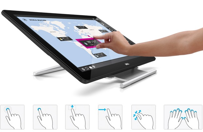 Dell-TouchScreen-Monitor