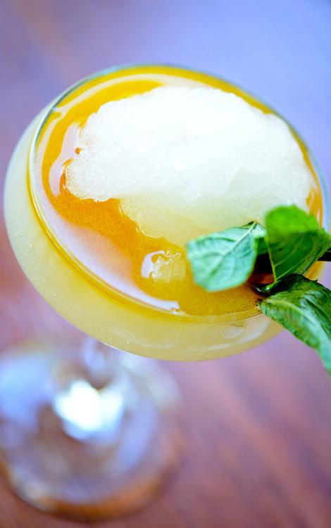 Forgetfully, Fernet lemon juice