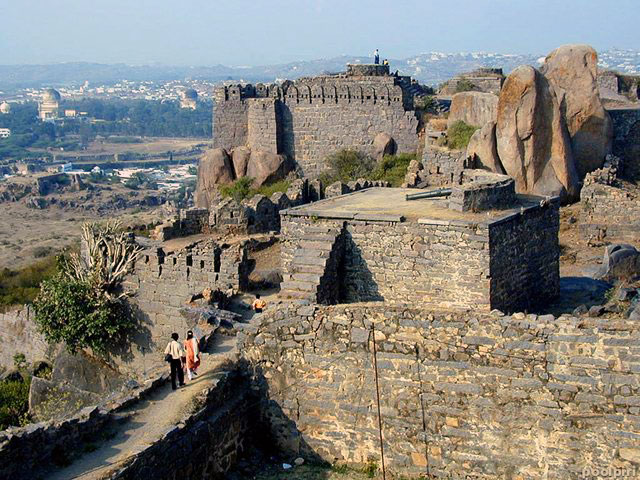 Golconda-Fort-Hyderabad
