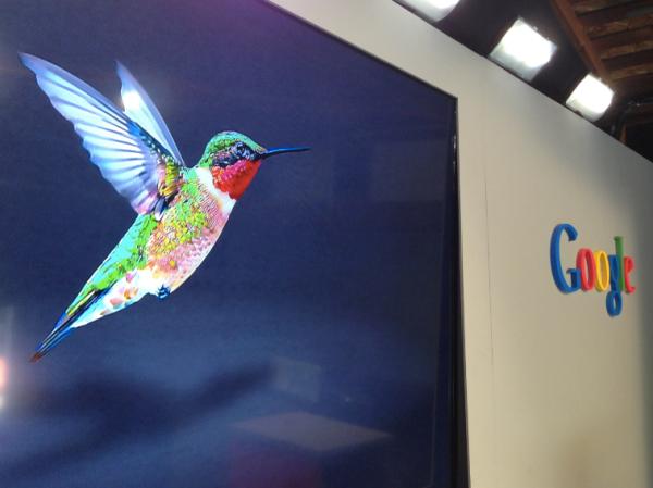 Google Reveals Hummingbird Search Algorithm