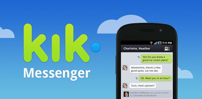 Kik-Chat-Messengers