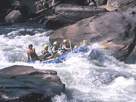 New-River-West-Virginia-Rafting