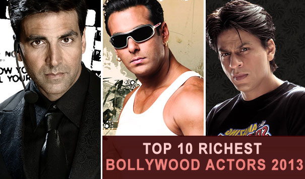 Top 10 Richest Bollywood Actors 2019 | Trendrr