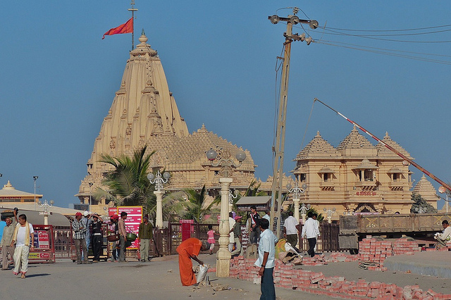 Somnath-Temple-Saurashtra-Gujarat