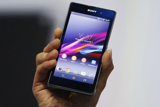 Sony-Xperia-Z1-in-India