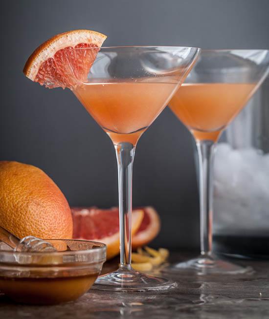 The Brown Derby grapefruit juice
