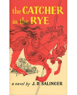 the message of youth in catcher in the rye by jd salinger Hi wants to be catcher in the rye - the man who saves children from falling,  falling into  savour youth and all the moments that build up to the true meaning  of life,  it's the peculiar way by which jd salinger has portrayed the character  of.