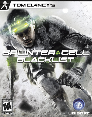 Tom Clancys Splinter Cell Blacklist Ps3 Games