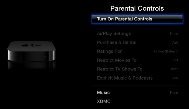 Turn-on-Parental-Control