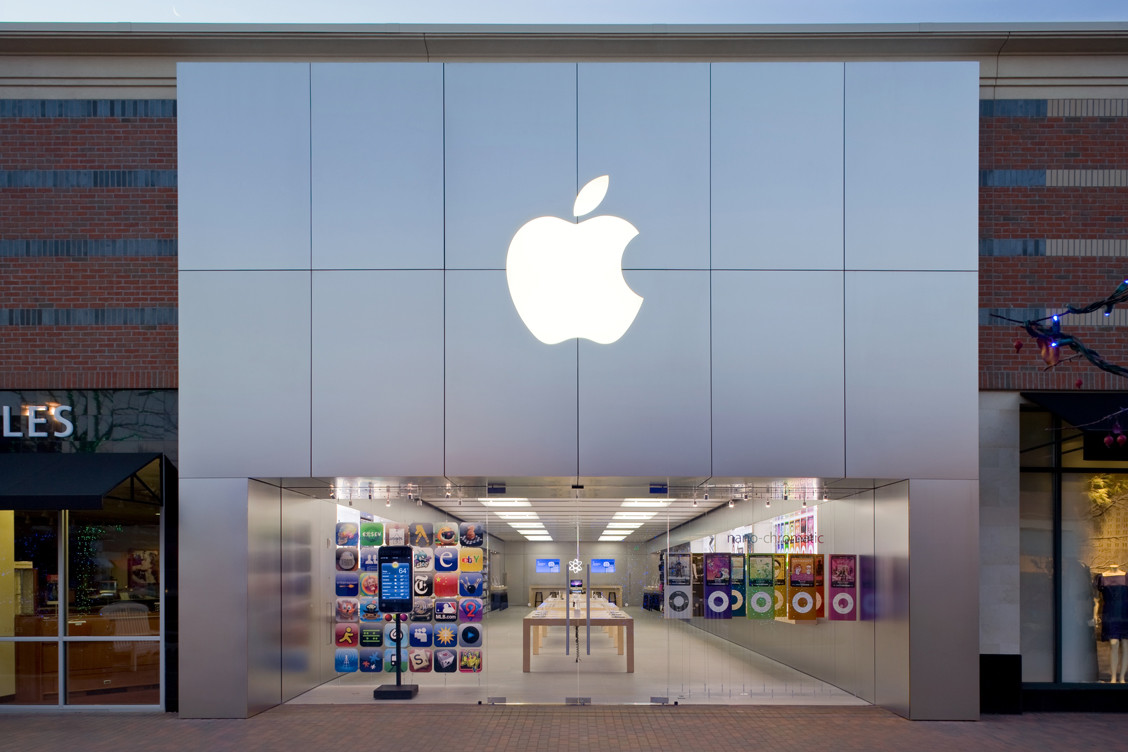 Video-Showing-Apple-Store