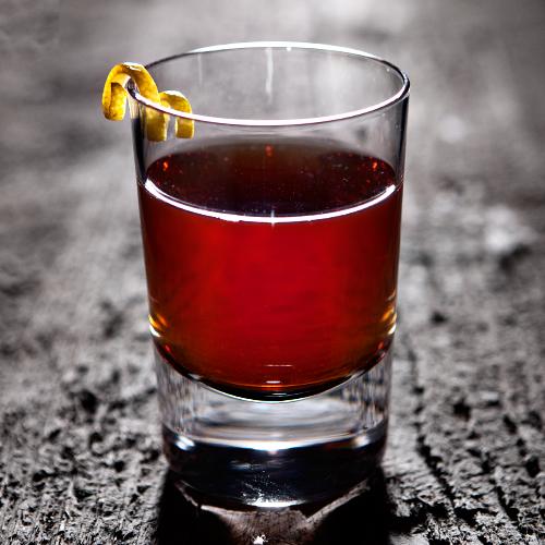 Classic Sazerac whiskey