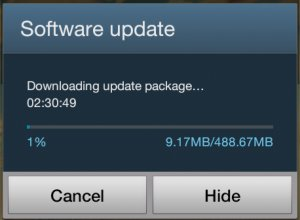 software-update