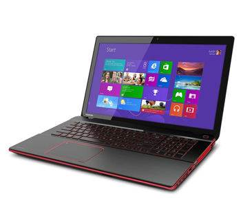 Toshiba Qosmio X75 Gaming Laptops