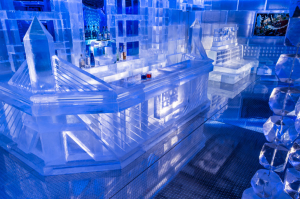 Ice Lounge Theme Restaurant, mumbai