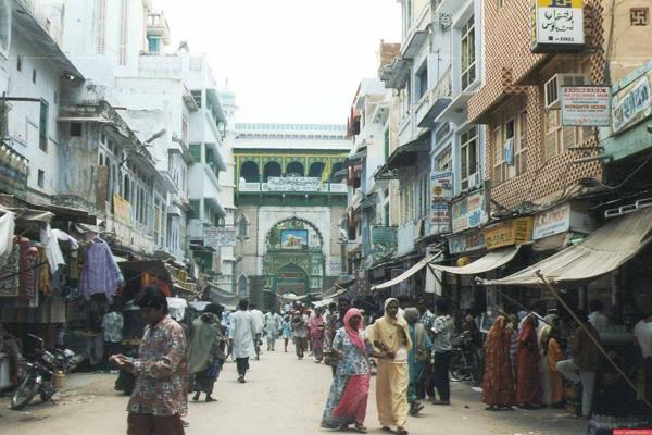 Khwaja Garib Nawaz - Moinuddin Chishti - Dargah Ajmer Sharif