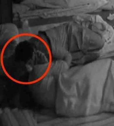 Armaan and Tanisha Hot kissing Bigg Boss 7