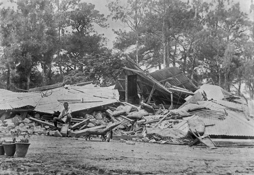 Assam Earthquake, 1897