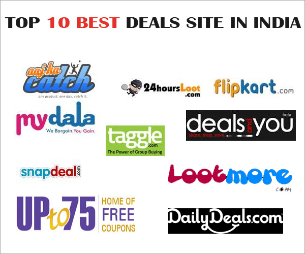Deals india online shopping