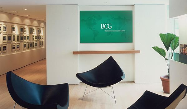 Boston Consulting Group Company