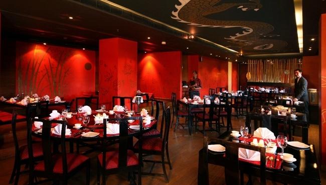 Dragon Bar, Restaurant C Scheme