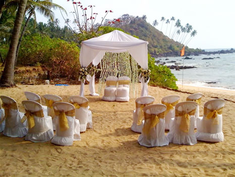 Goa Beach Wedding Destination