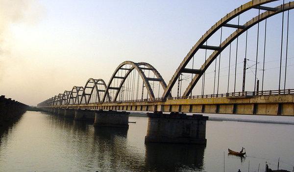 Godavari Arch Bridge, Maharashtra