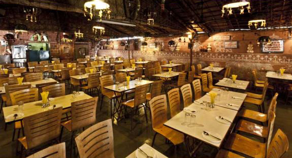 andi Restaurant, MI Road