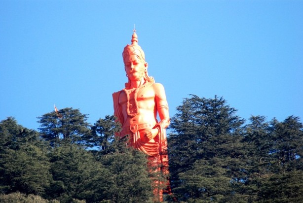 Hanuman Murti Shimla