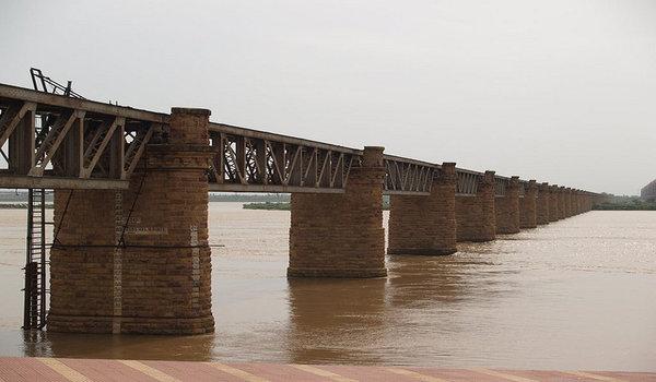 Havelock Rail Bridge, Andhra Pradesh