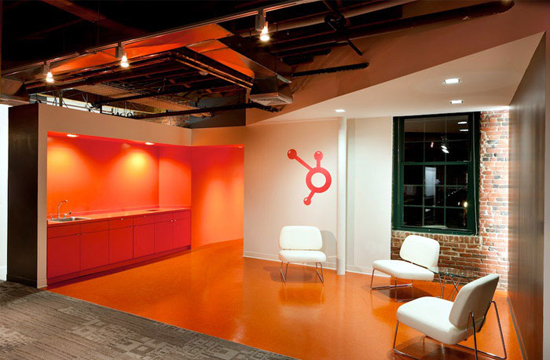 HubSpot software firm company