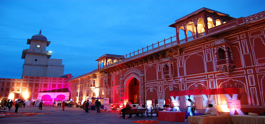Jaipur Royal Wedding Destinations