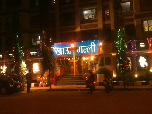 Khau Galli restaurant, mumbai