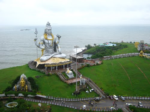 Lord Shiva of Murudeshwara