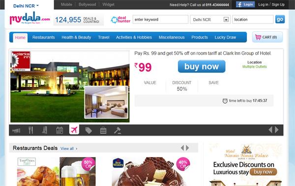 Mydala Best Deals Site