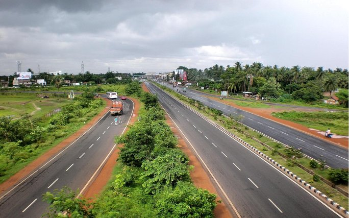 National Highway 2 India