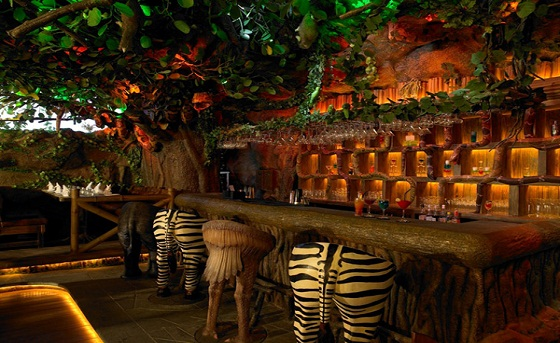 Rainforest Theme Restaurant, mumbai