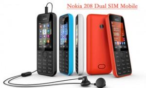 Nokia 208 Dual Sim Phone