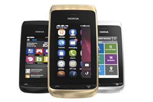 Nokia Asha 310 Dual SIM Phone