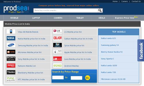 ProdSea online Shopping