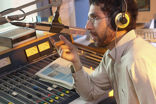 Radio Jockeys Job