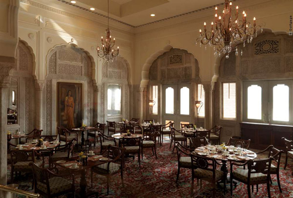 Rambagh Palace Restaurant