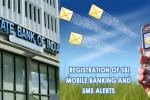 Resister SBI Mobile Banking