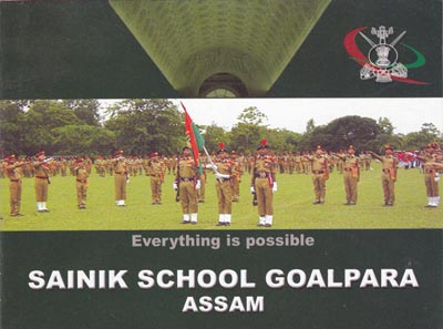 Sainik School, Goalpara, Assam