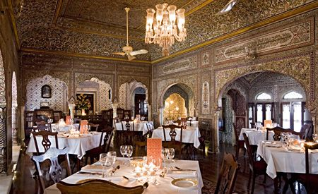 Samode Haveli-Luxury-Boutique-hotel