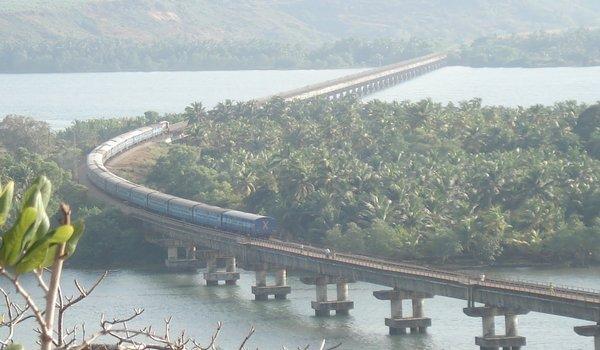 Sharavathi River Bridge, Honnavar