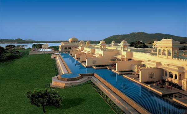The Oberoi Udaivilas Resort, Udaipur